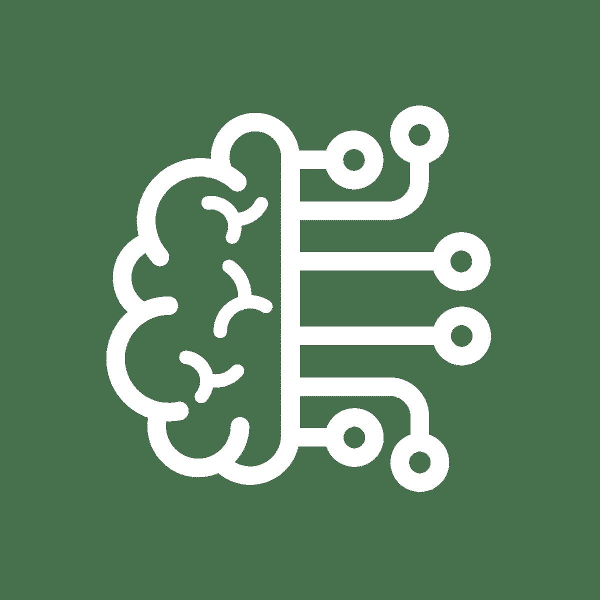 logo IA brain Digitalisation des entreprises ITDM GROUP